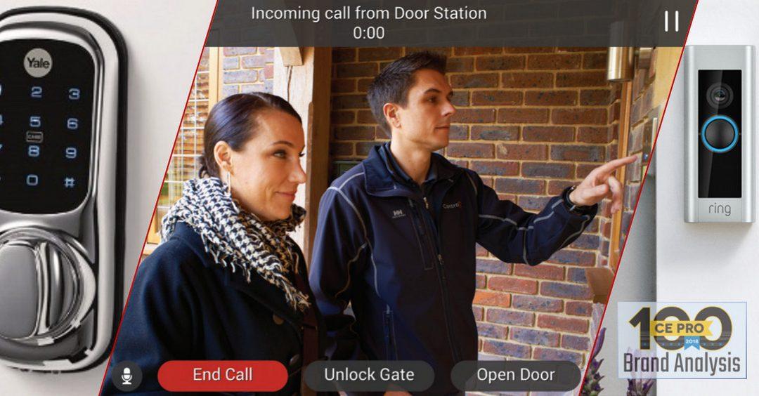 Smart-Home Pros Love Ring Doorbells, but Doorbird Surges – CE Pro 100 Brand Analysis