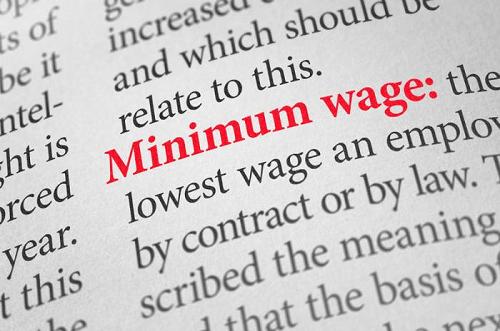 Minimum wage ticks up inArkansasthis week