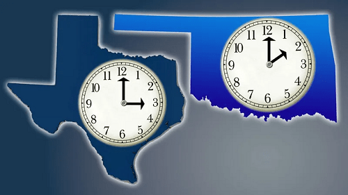 Bill proposes end to time changes inOklahoma