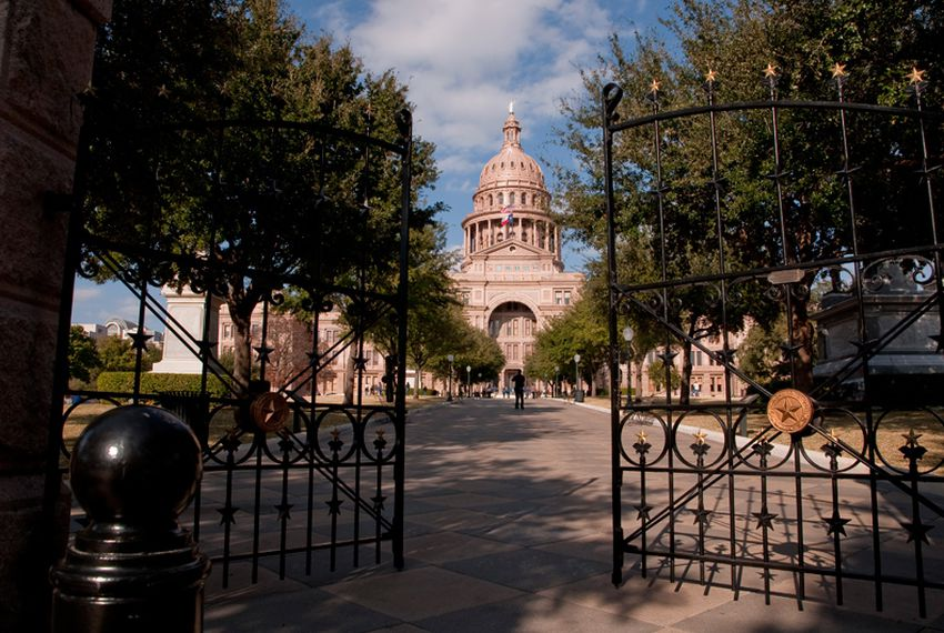 Everything you need to know about the first day of the Texas Legislature