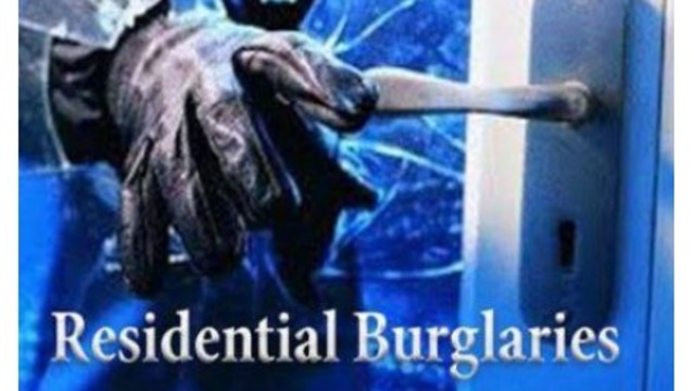 House burglaries on the rise in East Texas