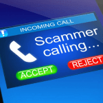 Maryland State Police Warning Public About Telephone Scams