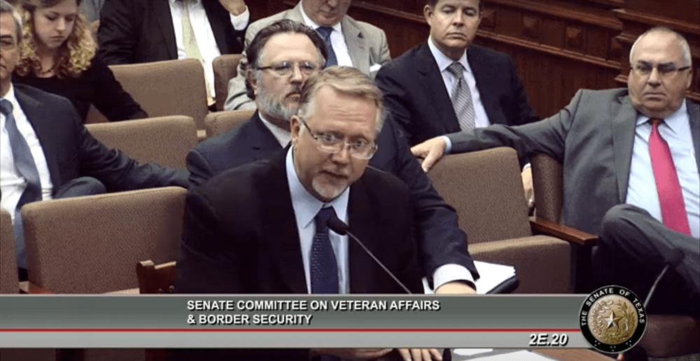 Texas Senate Committee Hearing on DPS Held